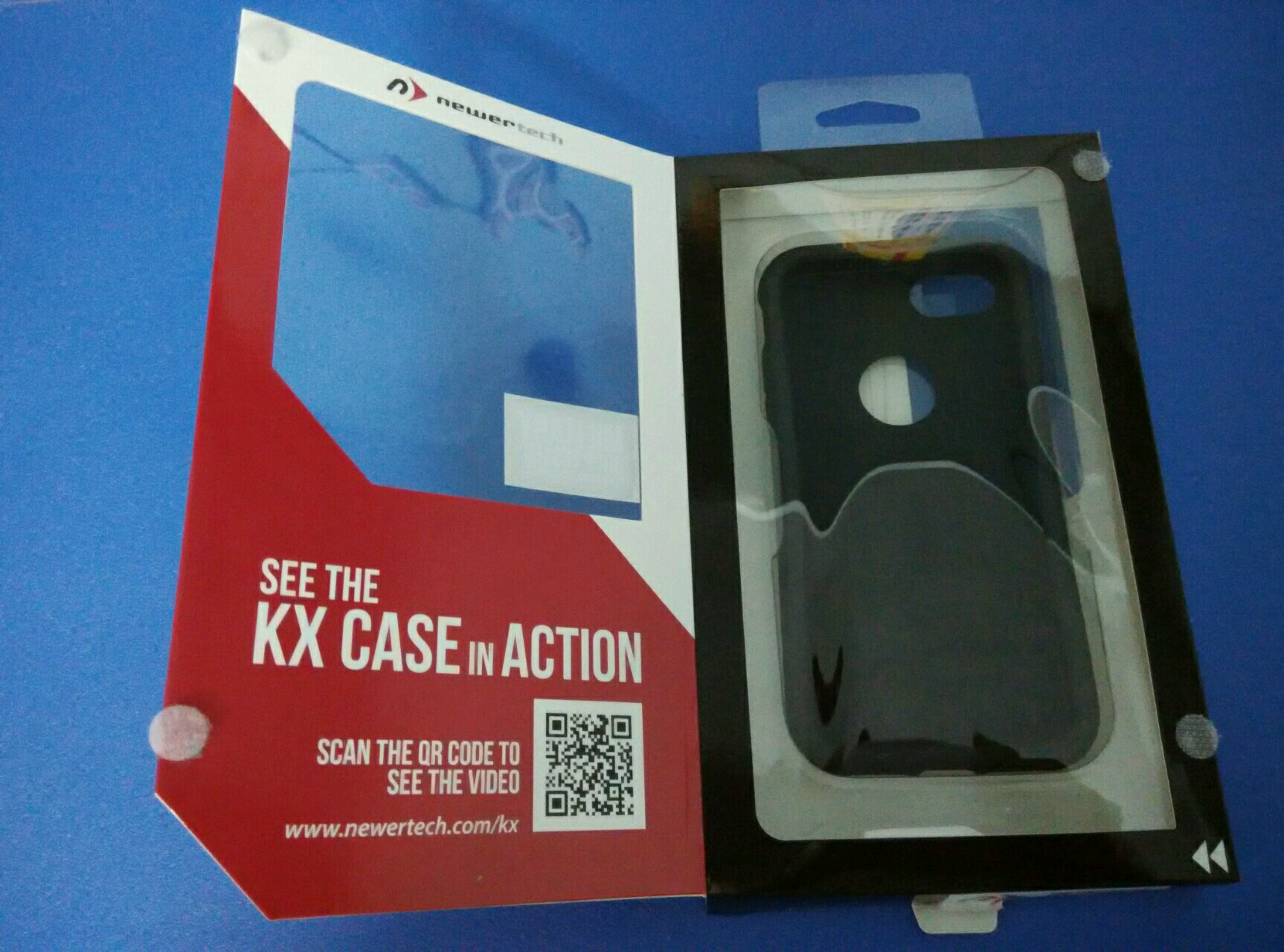 Newertech NuGuard KX Review: Tailor made with durability in mind