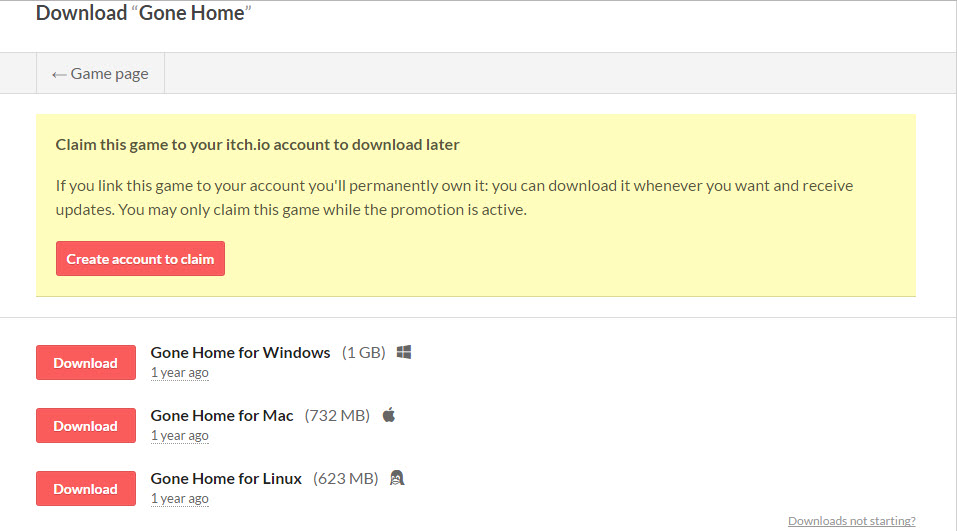 Gone Home Download [UPD] Mac 3-3