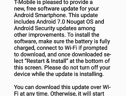 T-Mobile LG G5