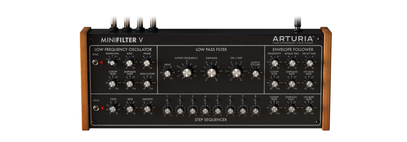 Free giveaway: Arturia MiniFilter V effect plug-in