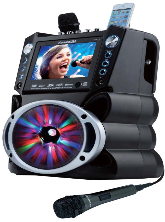 Karaoke GF842 Bluetooth System