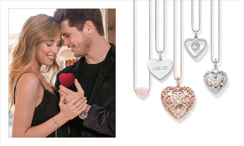 Thomas Sabo Valentines Day 2017 special offers