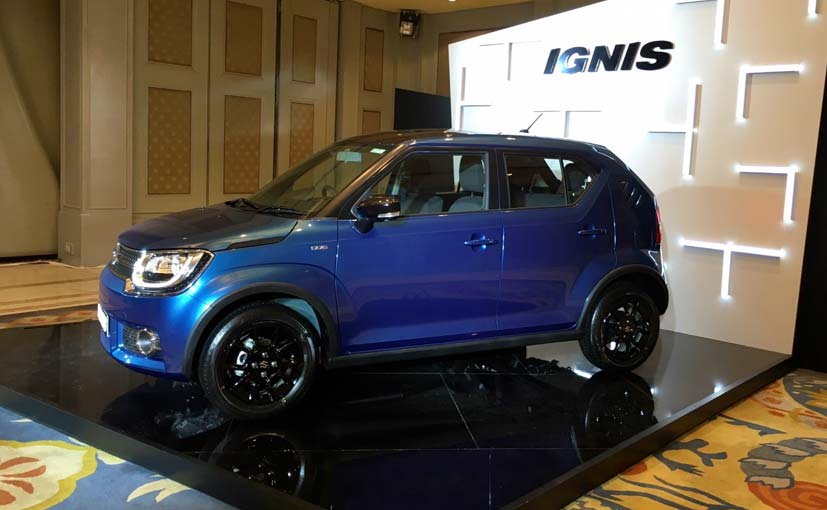 Maruti Suzuki Ignis With Projector Headlamps Bookings Start At Rs 11000