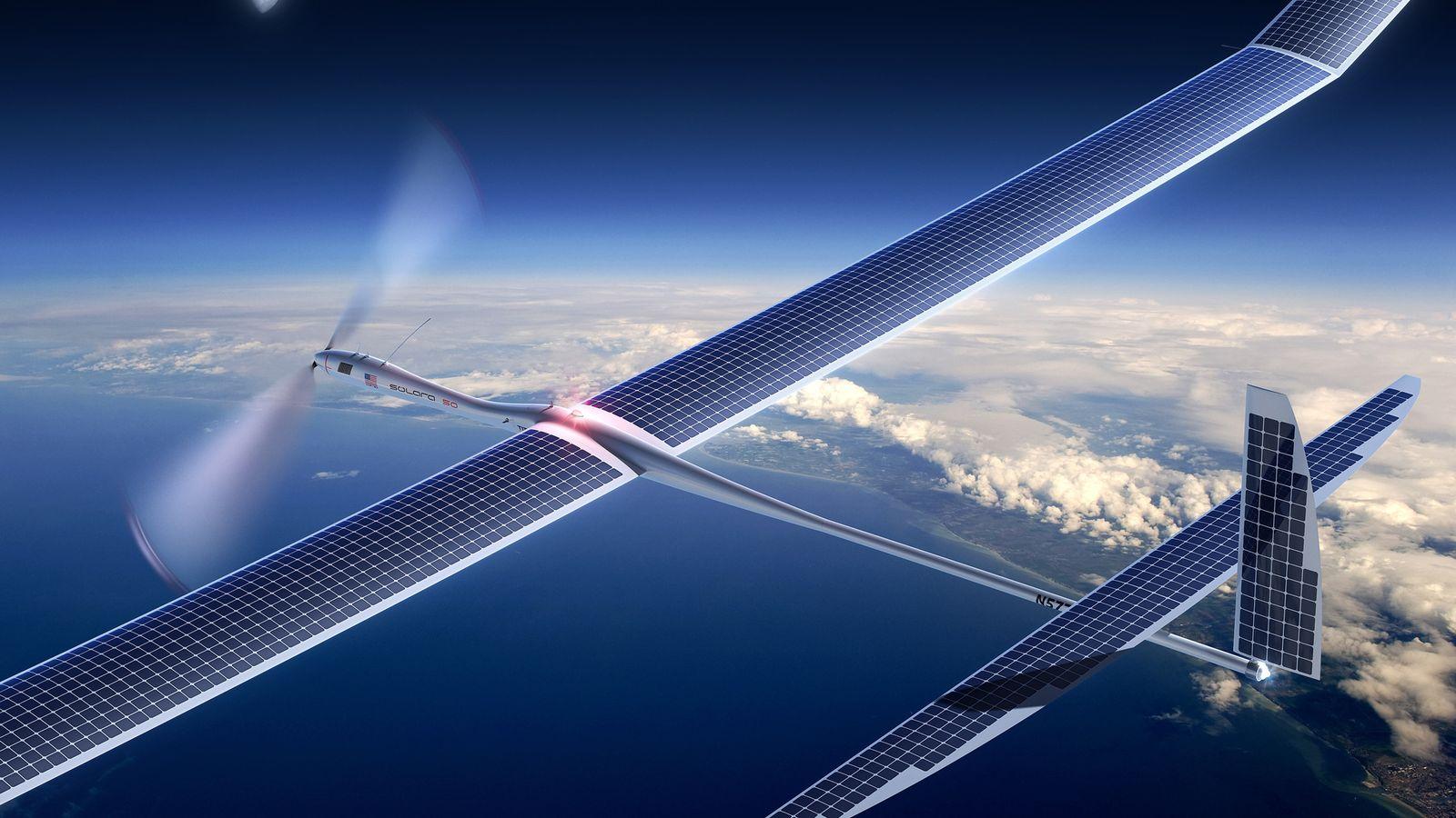 Alphabet ditches Internet centric Drone Titan project citing profitability
