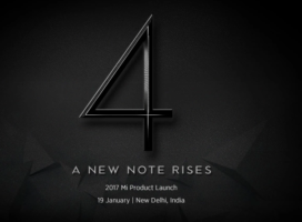Xiaomi Redmi Note 4 confirmed to launch in India on January 19